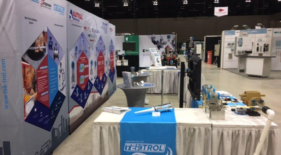 Tek-Trol participates in ISA, Canada
