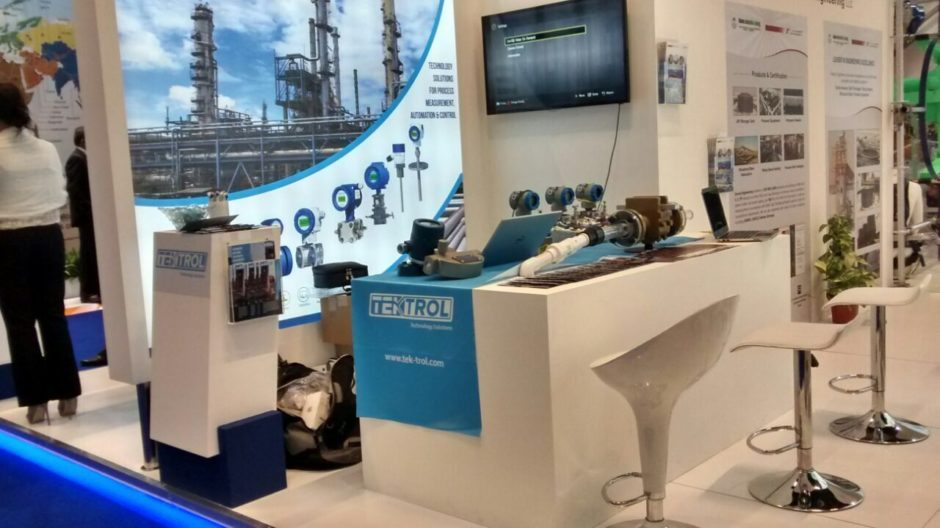 Tek-Trol participates in ADIPEC, Abu Dhabi