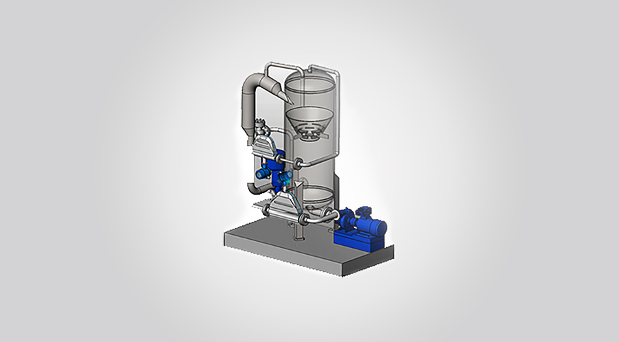 MPFM Multi-Phase Flow Meter