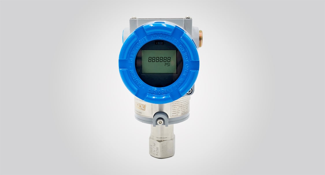 Tek-Bar 3120A Explosion-Proof Gauge Pressure Transmitter