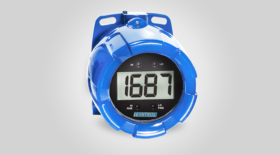 Explosion-Proof Large Display Loop-Powered Indicator