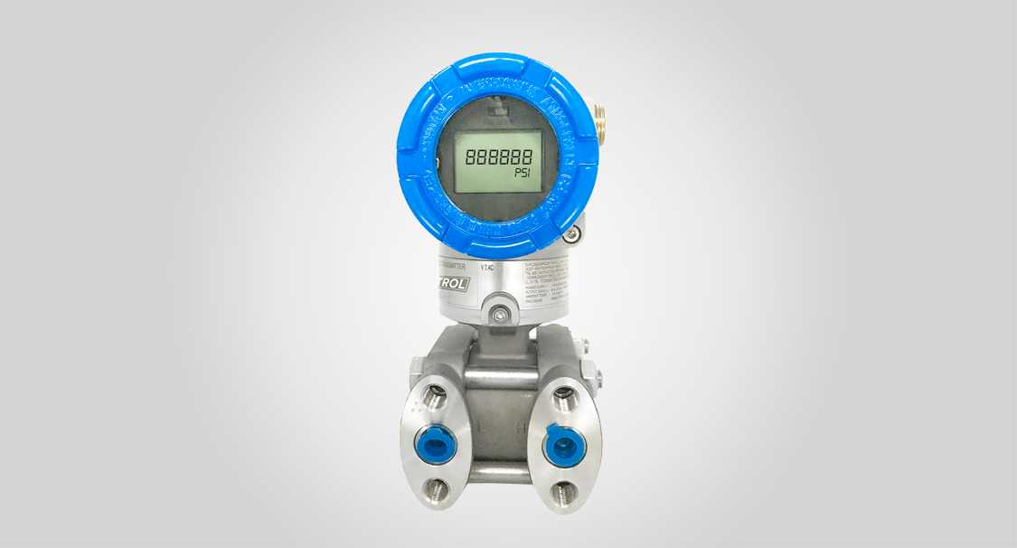 Tek-Bar 3110A Explosion Proof Differential Pressure Transmitters