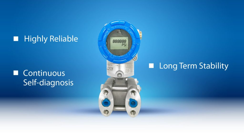 EXPLOSION PROOF DIFFERENTIAL PRESSURE TRANSMITTER