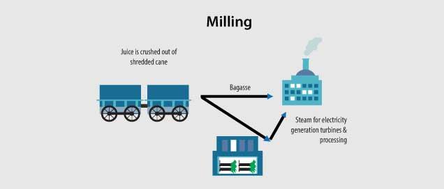 Sugar Industry Milling