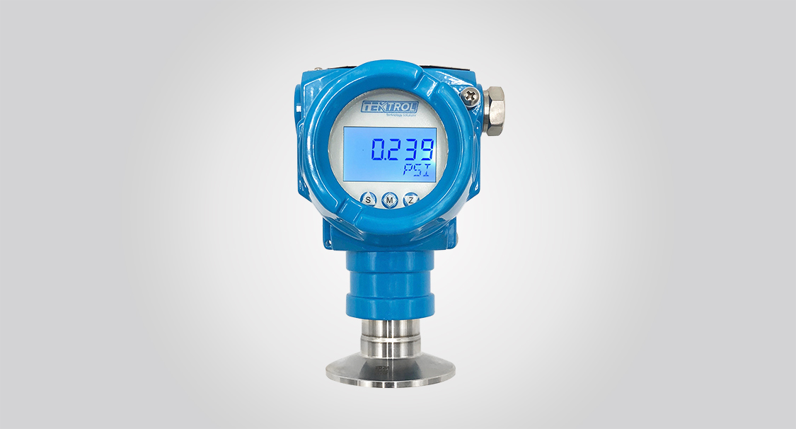 Tri Clamp Gauge Pressure Transmitter