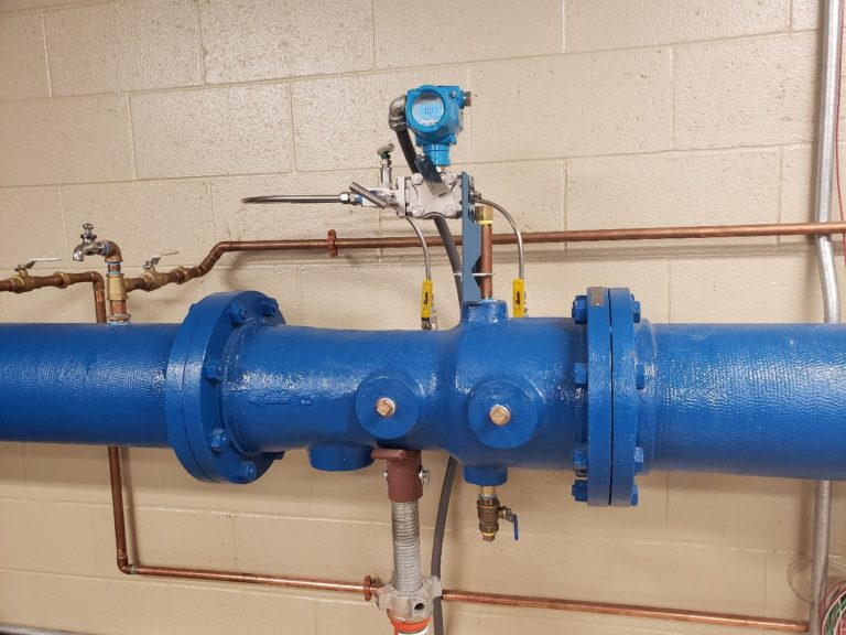 Wastewater Flow Measurement with DP Transmitters