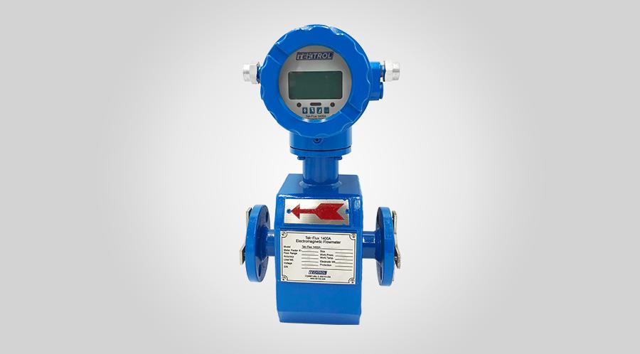 Tek-Flux 1400A Inline Electromagnetic flow meter